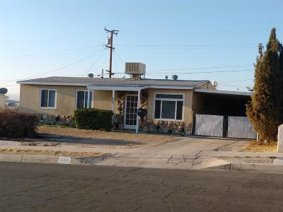 Barstow Single Family Home For Sale: 928 Kelly Drive #92311