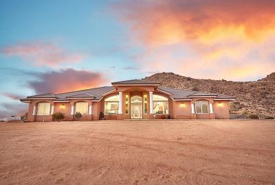 Apple Valley Single Family Home For Sale: 14322 Japatul Road