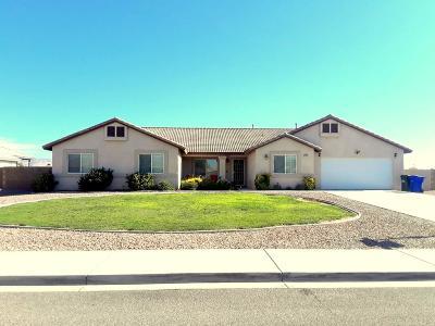 Apple Valley Single Family Home For Sale: 21239 Seibel Lane