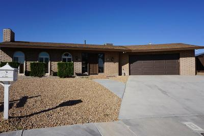 Barstow Single Family Home For Sale: 108 College Court