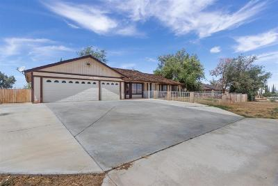 Victorville Single Family Home For Sale: 11512 Low Chaparral Drive