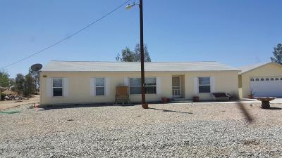 Phelan CA Single Family Home For Sale: $45,000
