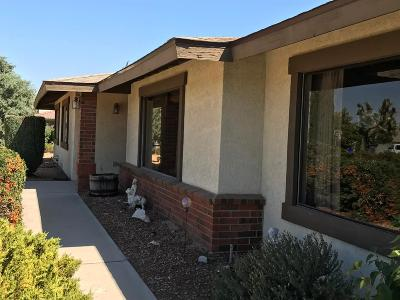 Apple Valley Single Family Home For Sale: 20385 Ituma Road