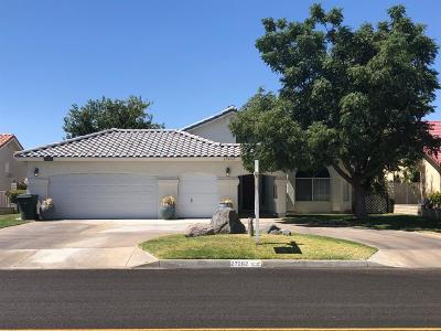 Helendale Single Family Home For Sale: 27262 Silver Lakes Parkway