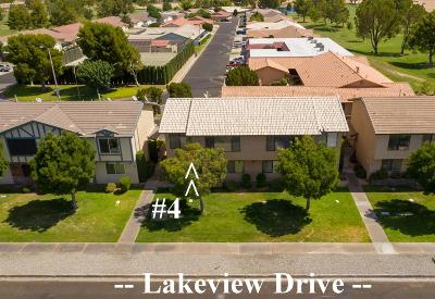Helendale Condo/Townhouse For Sale: 27535 Lakeview Drive #4