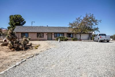 Phelan CA Single Family Home For Sale: $310,000