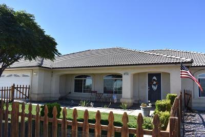 Pinon Hills Single Family Home For Sale: 9115 Darwin Road