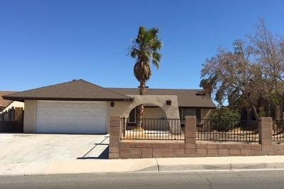 Barstow Single Family Home For Sale: 1168 Broadway Avenue