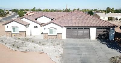 Apple Valley Single Family Home For Sale: 21280 Lipian Court