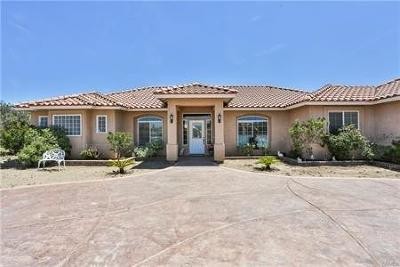 Oak Hills CA Single Family Home For Sale: $448,700
