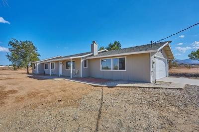 Phelan CA Single Family Home For Sale: $284,900