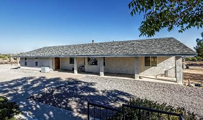 Pinon Hills Single Family Home For Sale: 778 Juniper Road