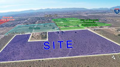 Hesperia Residential Lots & Land For Sale: Mojave Street #92345