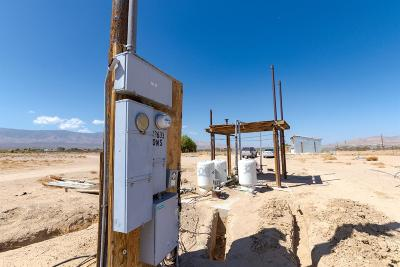 Lucerne Valley Residential Lots & Land For Sale: 33633 Old Woman Springs Road