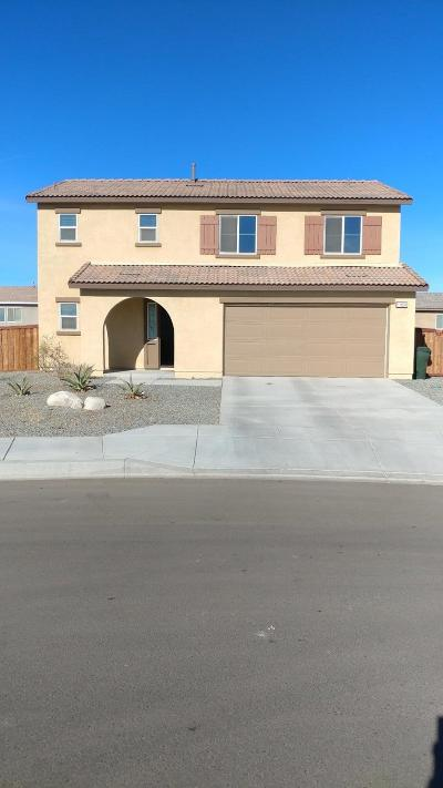 Adelanto Single Family Home For Sale: 11074 Rio Seco Court