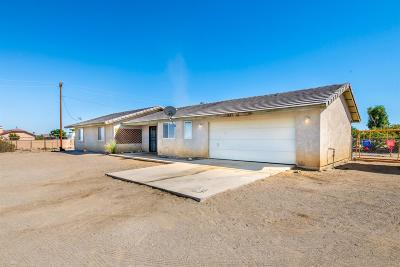 Phelan CA Single Family Home For Sale: $234,800