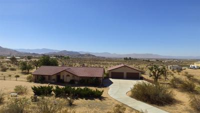 Apple Valley Single Family Home For Sale: 23833 Keator Road