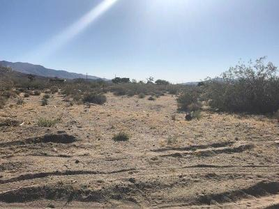 Lucerne Valley Residential Lots & Land For Sale: Santa Fe Trail