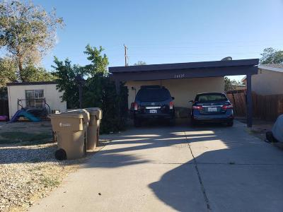 Hesperia Single Family Home For Sale: 16125 Pine Street