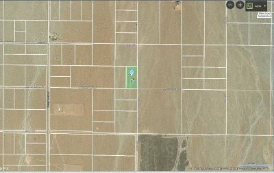 Lucerne Valley Residential Lots & Land For Sale: Mountain View Road