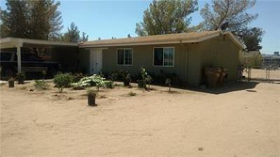 Hesperia Single Family Home For Sale: 10708 Kern Avenue
