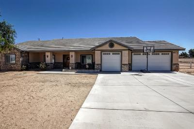 Phelan CA Single Family Home For Sale: $415,500