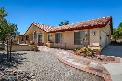 Hesperia Single Family Home For Sale: 8766 Lassen Avenue
