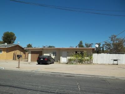 Victorville Single Family Home For Sale: 16376 Hughes Road