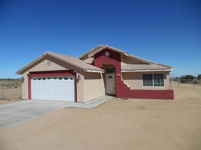 Phelan CA Single Family Home For Sale: $449,900