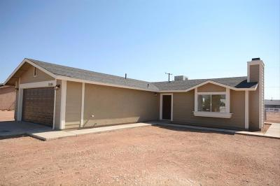 Apple Valley Single Family Home For Sale: 10565 Mohawk Road
