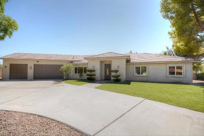 Apple Valley Single Family Home For Sale: 14781 Choco Road