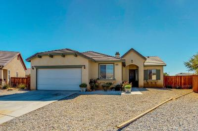 Adelanto Single Family Home For Sale: 14515 Barksdale Circle