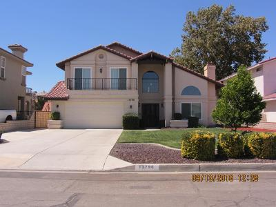 Victorville Single Family Home For Sale: 13790 White Sail Drive #92395