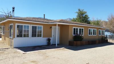 Lucerne Valley Single Family Home For Sale: 32543 Spinel Road