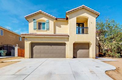 Victorville Single Family Home For Sale: 13880 Camino Lindo Street