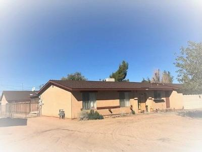 Apple Valley Single Family Home For Sale: 14098 Quinnault Road