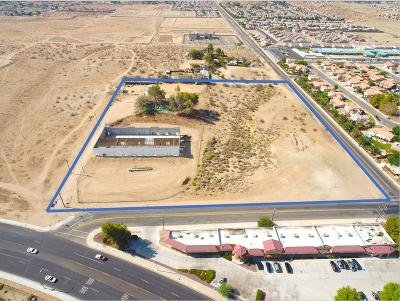 Victorville Residential Lots & Land For Sale: 16149 Yates Road