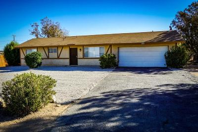 Apple Valley Single Family Home For Sale: 10595 Jamul Road