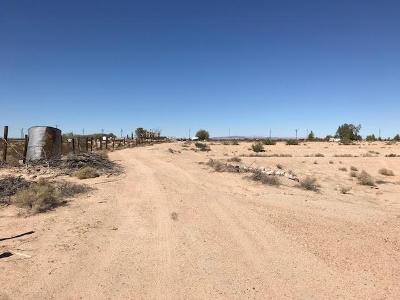 Newberry Springs Residential Lots & Land For Sale: Cisco Road