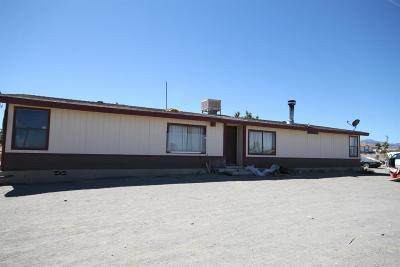 Pinon Hills Single Family Home For Sale: 3172 Sunset Road