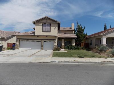 Victorville Single Family Home For Sale: 12857 Heston Street