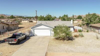 Apple Valley Single Family Home For Sale: 15456 Dale Evans Parkway