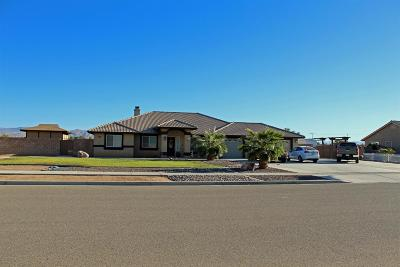 Apple Valley Single Family Home For Sale: 21781 Cholena Road