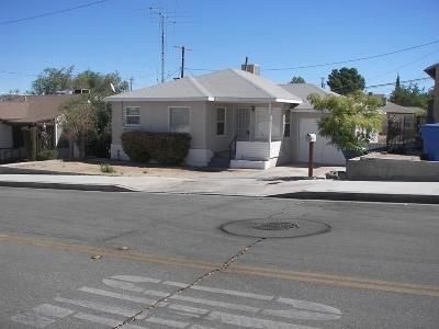 Barstow Single Family Home For Sale: 713 First Avenue S #92311