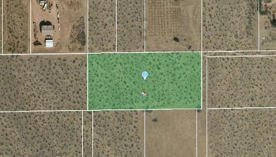 Apple Valley Residential Lots & Land For Sale: Colony Road