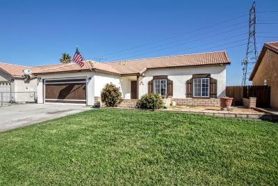 Adelanto Single Family Home For Sale: 10960 Pemberton Way