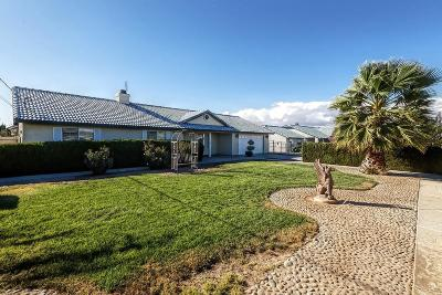 Hesperia Single Family Home For Sale: 11524 Hickory Avenue