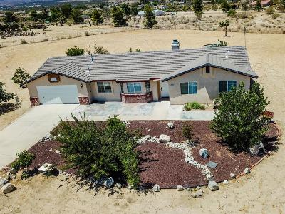 Pinon Hills Single Family Home For Sale: 11572 Pinon Hills Road