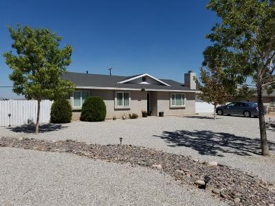 Apple Valley Single Family Home For Sale: 22822 Itasca Road