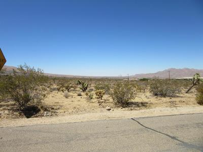 Lucerne Valley Residential Lots & Land For Sale: Custer Avenue